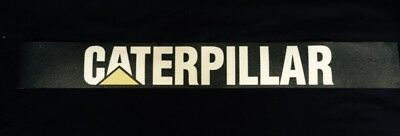 Caterpillar One Way Sticker
