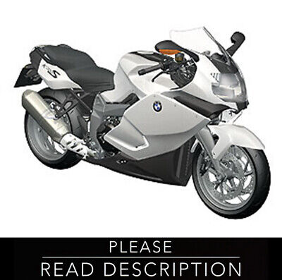 BMW K1300S K1300R K1300GT Workshop Service Repair Manual 2009 - 2017
