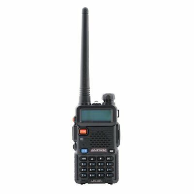 BaoFeng UV-5R Dual Band VHF/UHF 136-174/400-480MHz FM Ham Two-way Radio UK