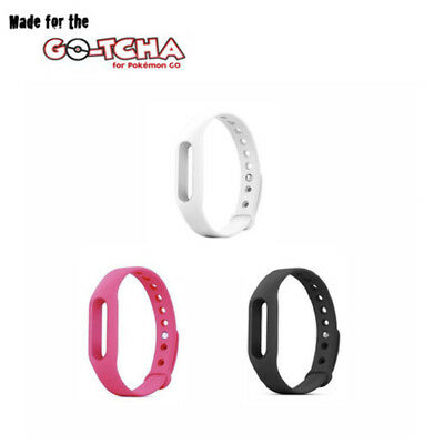 GO-TCHA Replacement Wristband Only - Available in 3 Colours