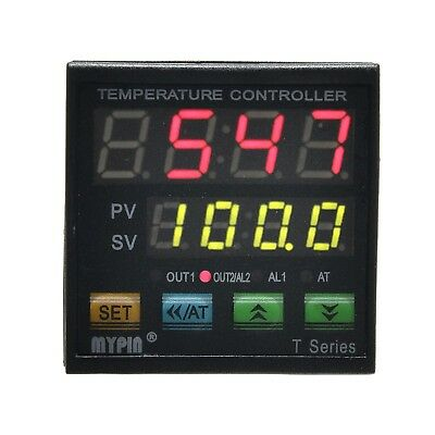 MYPIN® TA4-SNR+K Thermocouple SNR PID Dual Digital Display Temperature Controll