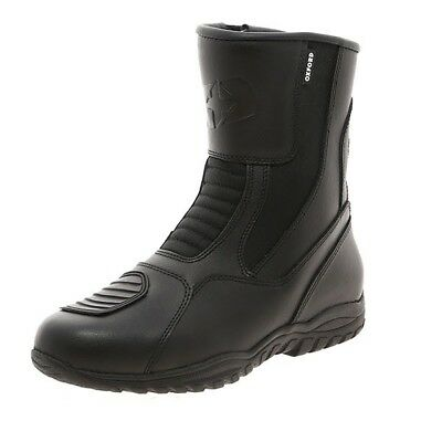 Oxford Hunter Boots - Waterproof Motorcycle Leather Road Bike Boots Rrp: 89.95