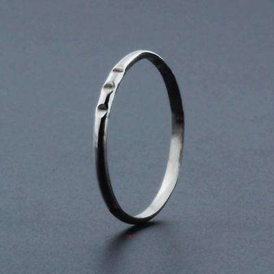 Emily Evening Silver Ring
