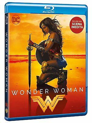 Wonder Woman (Blu-Ray) Nuovo, Italiano, Originale