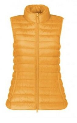 Betty Barclay SIZE 12-22 100% down lightweight Mustard Gilet was €69.99 NOW £27