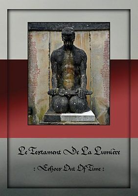 Le Testament De La Lumière Echoes Out Of Time CD Apoptose Inade Lustmord Triarii