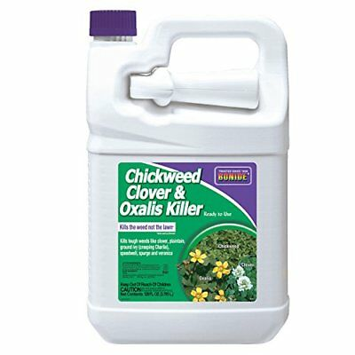 Chickweed Clover Oxalis Killer 128 FL (1 Gal) - 0613 - Bci