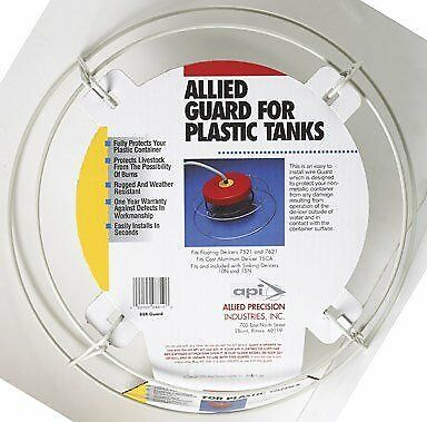 Allied De-Icer Guard Plastic Bulk
