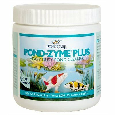 Pond zyme sludge destroyer 8 oz