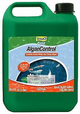 Algaecontrol For Pond Water