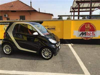 Smart forTwo 1000 62 kW coupé passion TURBO