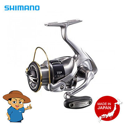 Shimano TWIN POWER C3000XG new fishing spinning reel coil MADE IN JAPAN