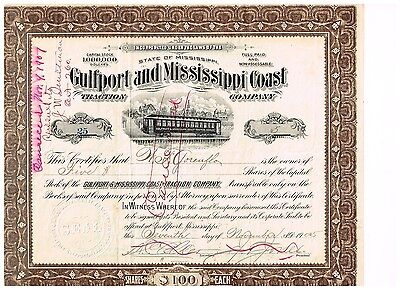 Gulfport and Mississippi Coast Traction Co., 1905