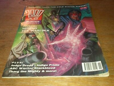 2000Ad Winter Special, 1992