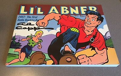 Li'l ABNER Al Capp Volume Three 1937: The First Sadie Hawkins Day Free Ship!