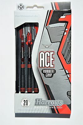 Dartpfeile Harrows Ace - 20g 22g 24g 26g - wählbar - Steeldart