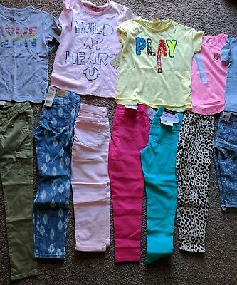 NEW Clothing Kids Box 10 items! ANY SIZE Read Reviews
