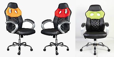 Brand new PC computer/game style chair #8016