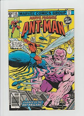 Marvel Premiere #48 (May 1979, Marvel) F/VF (7.0) 2nd. Scott Lang as Ant-Man !!!
