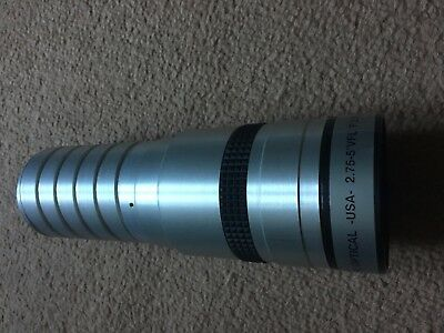 "BUHL Optical F:2.8 Projector Zoom Lens for Sanyo, Eiki,  2.75 - 5"" VFL"