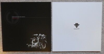 Confederate Motorcycle Brochures