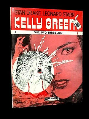 KELLY GREEN # 2 1982-1984 Dargaud VF
