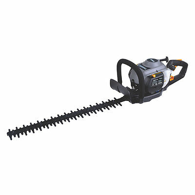 TITAN Lightweight Powerful 26cc Petrol Hedge Trimmer,Petrol Bush Strimmer Cutter