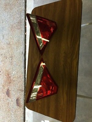 2015 2016 Toyota Camry Rear Left And Right Side Tail Light Lamp Oem Vicsap Nice