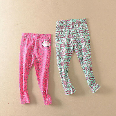Hello Kitty Baby Toddler Girls pants legging 100% cotton Yr2-8 98cm-128cm