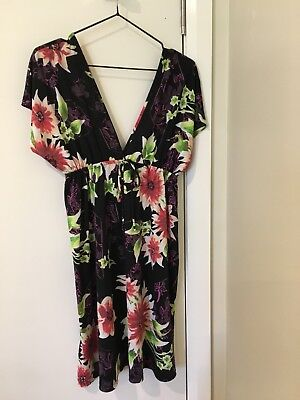 Maternity Cocktail Dress Size S