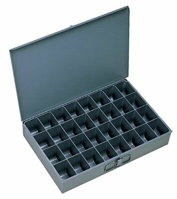 """Durham 107-95-IND Gray Cold Rolled Steel Individual Large Scoop Box 18"""" Width..."""