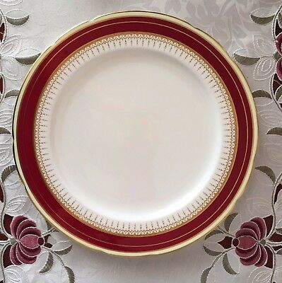Vintage Paragon Made In England Fine Bone China  'athene' Dinner Plate C1960