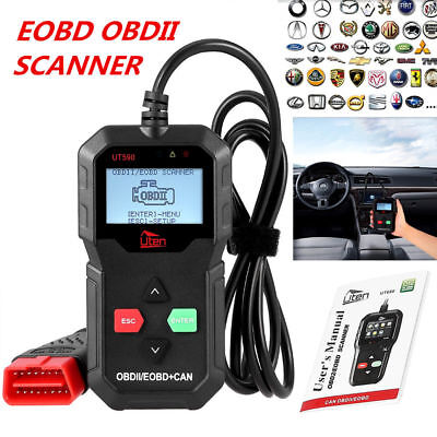 OBD2U EOBD Diagnose-Gerät inkl. Diagnose-Software Carport Basis OBD ...