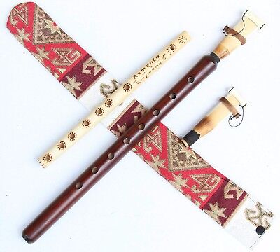 DUDUK+2reeds+case, NEW FROM ARMENIA, Hand made APRICOT WOOD 100%+instr+Flute gif