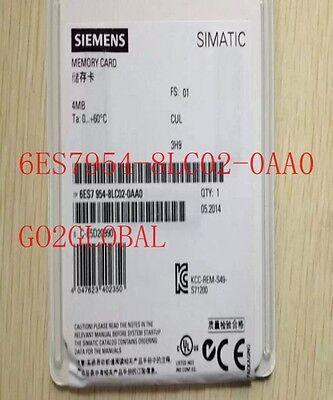 NEW 6ES7954-8LC02-0AA0 SIEMENS 60 days warranty