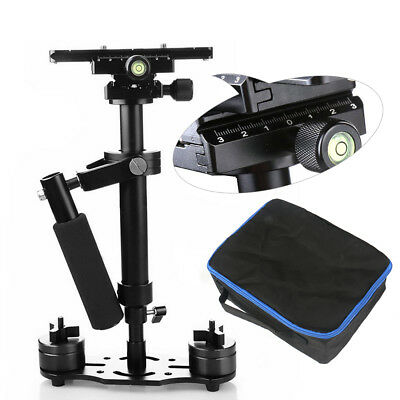 S40 Aluminum Handheld Gimbal Stabilizer Steadicam for DSLR Nikon Canon Camera