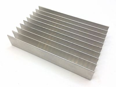 Heat sink 115X76X21mm IC Heat sink Aluminum Cooling Fin  ship from USA