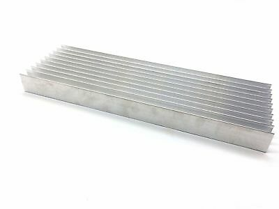 Heat sink 240X76X21mm IC Heat sink Aluminum Cooling Fin  ship from USA