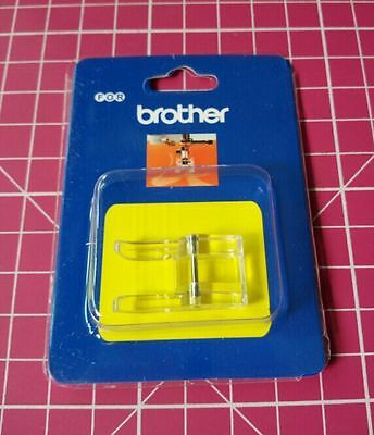 Open Toe Embroidery Satin Stitch Foot For Brother Sewing Machines  *snap-On*