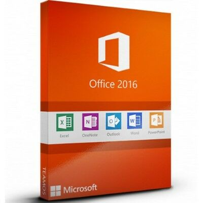 Microsoft Office 2016  Full Version SENT WITHIN A FEW HOURS!  - Multiple PC Use