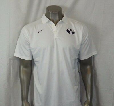new concept 1afad efe54 BYU Cougars Nike DRI-FIT Performance Polo New With Tags