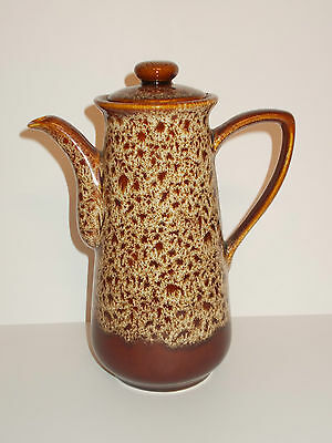 Vintage Fosters Pottery Coffee Pot - Lovely