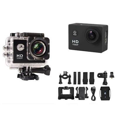 Mini Videocamera Waterproof Hd Sport Snowboard Hobby Moto Casco Avi Pro Action