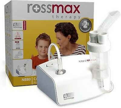 Rossmax NB80 nebulizer breathing machine white color