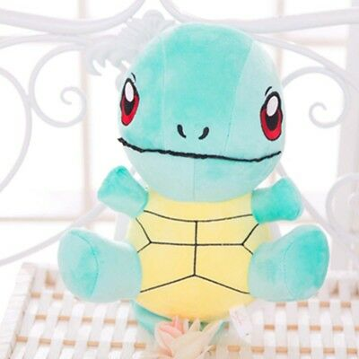 Pokémon Plush Toy Lovely Cute Squirtle Pillow 12''
