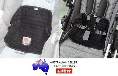 Summer Infant Kiddopotamus Deluxe Piddle Pad waterproof car seat liner protector
