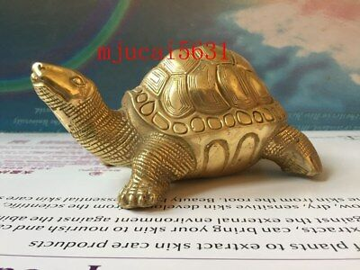 Bronze - cast turtle collection decorated with Chinese statues