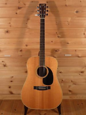 ZEN-ON Roje 1970s Vintage Acoustic Guitar Free Shipping Natural Spruce