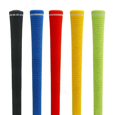 New set of 13 Mens Standard Golf Grips Various colours FREE Fitting instructions