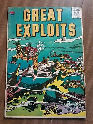 #1 Great Exploits 1957